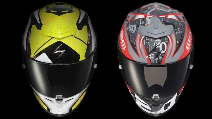 Scorpion EXO-R1 Air Helmet