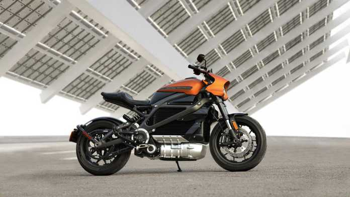 Harley-Davidson LiveWire Could Unexpectedly Shut Down