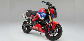 HRC Honda Grom Race Kit Front