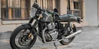 Royal Enfield's Build Train Race Program Is Taking On Road Racing