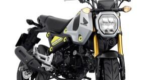 The new MSX125 Grom – Honda's internationally-popular mini-bike