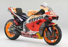 2020 Repsol Honda RC213V