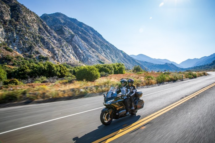 Honda completes its comprehensive 2021 model line-up with updates to GL1800 Gold Wing and Gold Wing 'Tour'