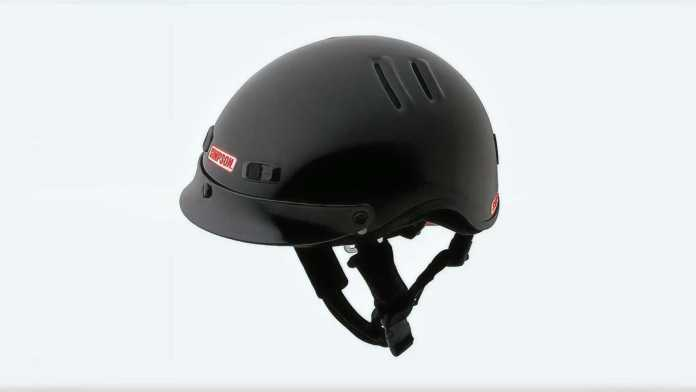 Simpson Shorty Over The Wall Helmets