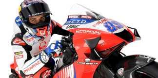 2021 Pramac Ducati Team - Jorge Martin