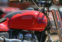 Royal Enfield Renews Partnership With AFT In 2021