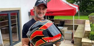Motorcycle safety tips from experts including Carl Fogarty & UsernameKate