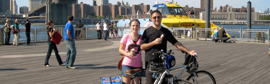 New York City Bike Tours and Segway Tours