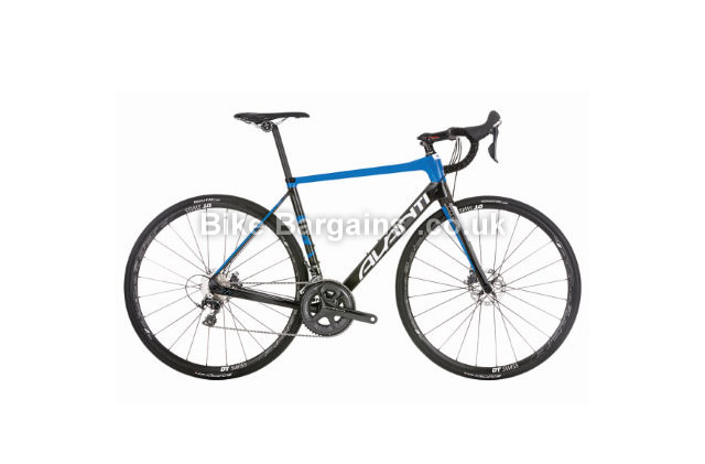 Avanti Corsa ER 2 Disc Road Bike 2016 was sold for £1250