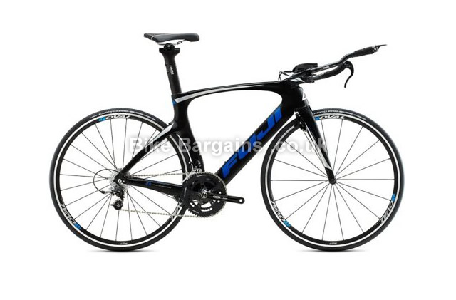 Fuji Norcom Straight 2.3 Time Trial Bike 2015 was sold for
