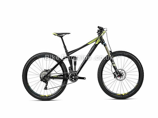 Cube Stereo 140 HPA Race 27.5