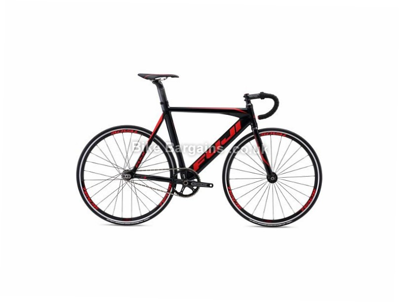 Fuji Track Pro Alloy Track Road Bike 2016 was sold for £