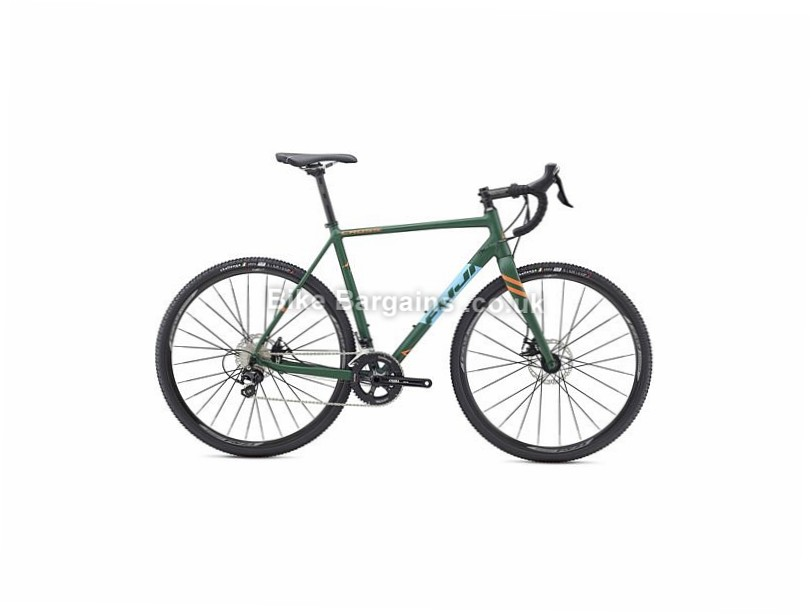 Fuji Cross 1.7 Disc 105 Alloy Cyclocross Bike 2017 was