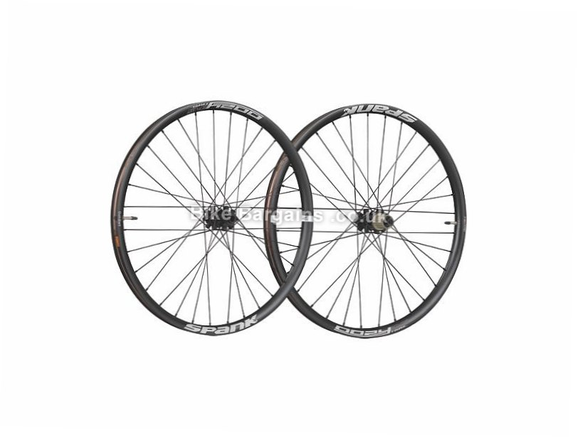 Spank Oozy Trail 345 Boost MTB Wheels was sold for £319