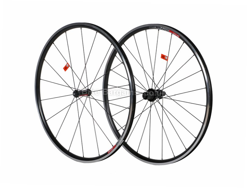 DT Swiss R522 Alloy Road Wheels was sold for £110! (Black