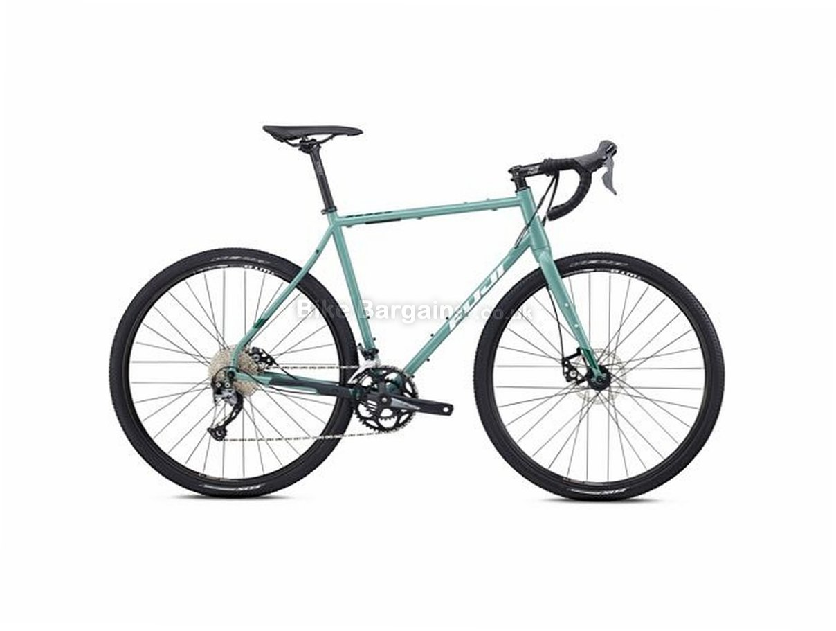 Fuji Jari 2.3 Sora Steel Disc Road Bike 2018 was sold for