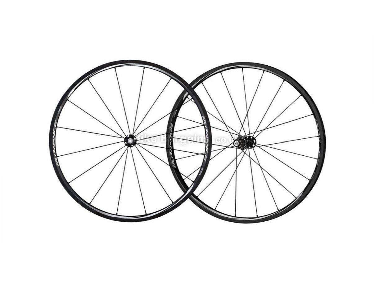 Shimano Dura Ace C24 Carbon Tubular Wheels Was Sold