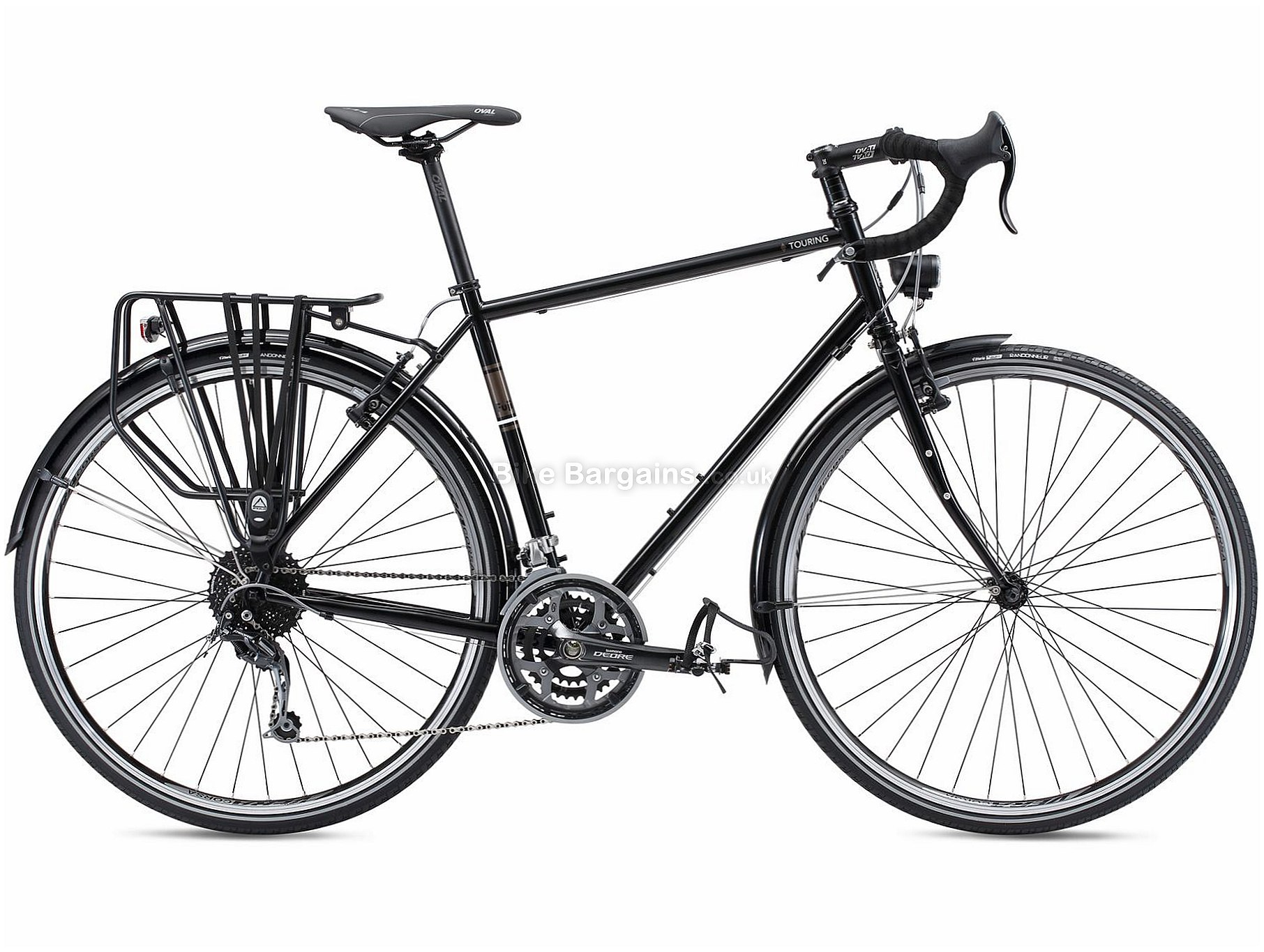 Fuji Touring Steel Road Bike 2018 was sold for £450! (49cm