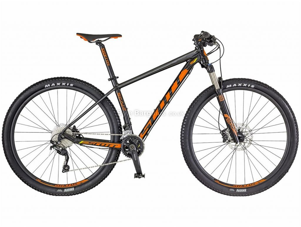 Scott Scale 970 29er Alloy Hardtail Mountain Bike 2018 £