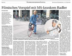 Neubrandenburger Zeitung 04./05.05.2016