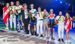 Gesamtsieger 6days Berlin: Franz Schiewer / Gerd Gessler