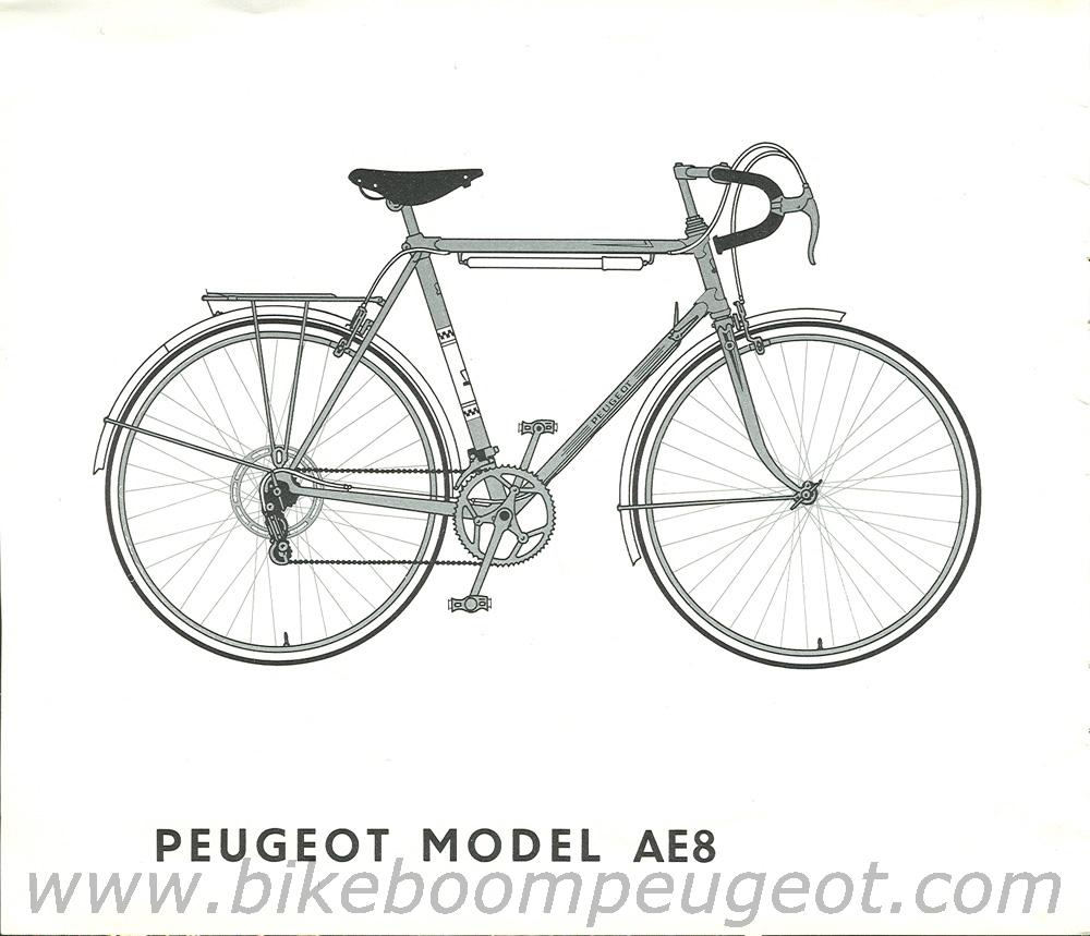 Peugeot 1973 Brochure United Kingdom