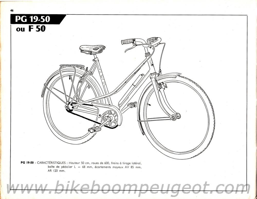 Peugeot 1961-62 Master Catalogue