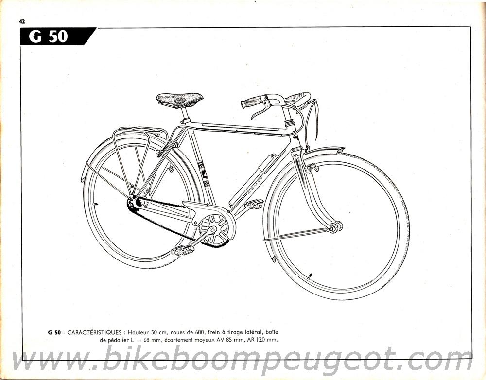 Peugeot 1963-1964 Master Catalogue