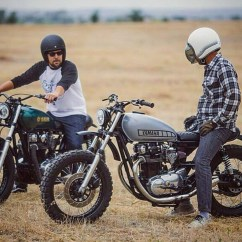 1975 Cb750 Wiring Diagram Goat Intestines Yamaha Xs650 Scrambler By Therapy Garage Bikebound The Only Thing Better Than An Is Two Of Them