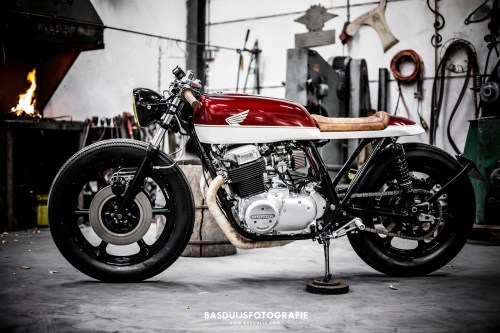 small resolution of honda cb750f cafe racer by wrench kings