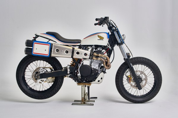 Honda Xr 600 Street Tracker - Year of Clean Water
