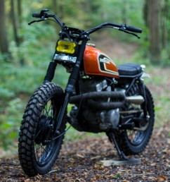 enter max inhulsen of the netherlands who bought his 1982 honda cm250 for 250 from a man living in a former mental hospital in the woods  [ 1250 x 1250 Pixel ]