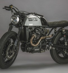 honda cx500 rose edition by x axis [ 1250 x 830 Pixel ]