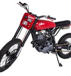 honda nx350 scrambler by lucca customs x wolf motorcycles [ 1250 x 1061 Pixel ]