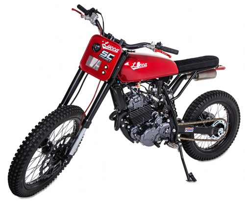 small resolution of honda nx350 scrambler by lucca customs x wolf motorcycles