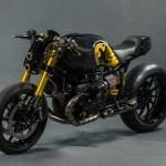 Bmw R Ninet Cafe Racer By Mick Ackermann Designs Mad Bikebound