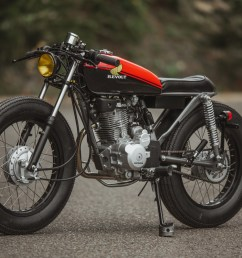 these honda 125cc singles have long been hailed as punchy bulletproof performers over the years they are also a favorite customization platform for one of  [ 1250 x 834 Pixel ]