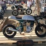 The Low Rider Honda Cx500 By Seb S Atelier Bikebound