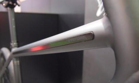 Reflexní pásek bok