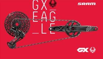 Vše o nové sadě Sram GX Eagle