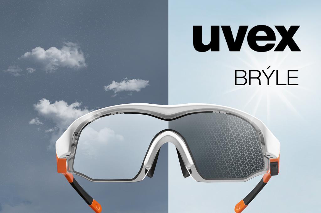 Uvex brýle