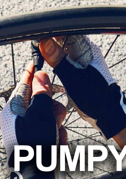Cyklistické pumpy Fabric