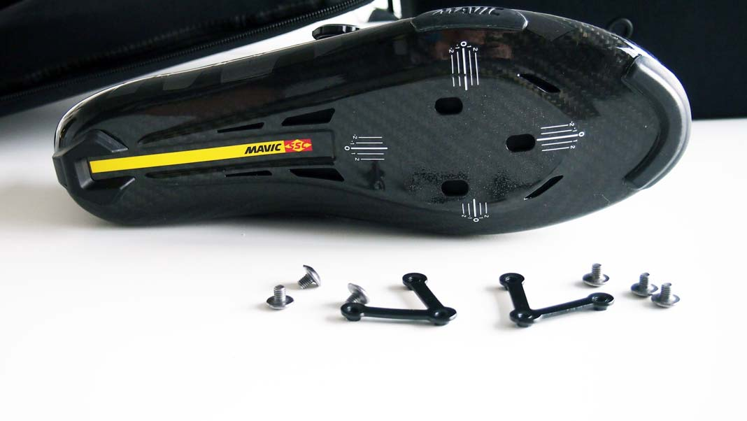 Mavic Comete Ultimate - V-plate