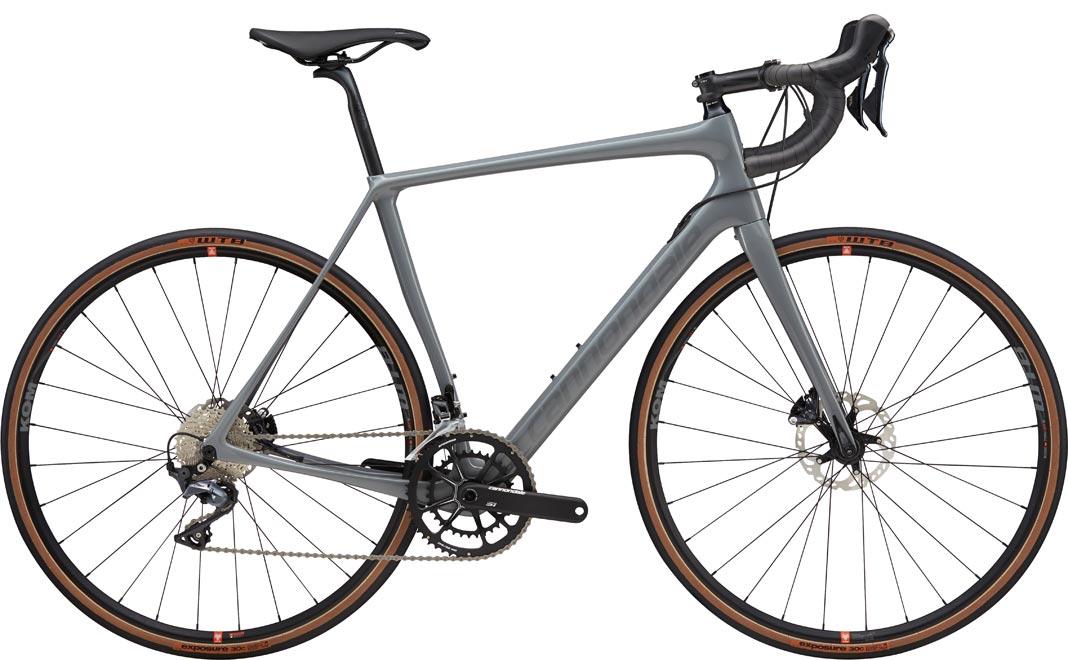 I toto je gravel bike - Cannondale Synapse SE