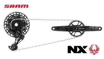 Představení sady SRAM NX Eagle