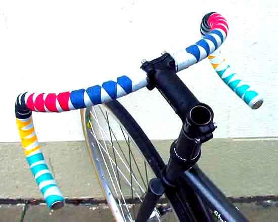 Bike Works NYCFancy Handlebar Wrap