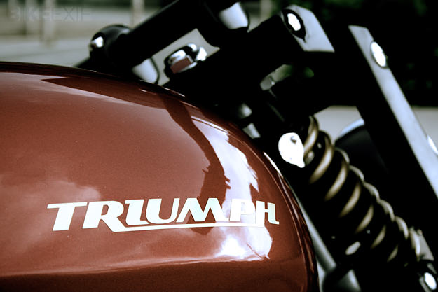 Triumph Bonneville concept