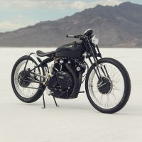 HardSun Motorcycles: Vincent Black Lightning