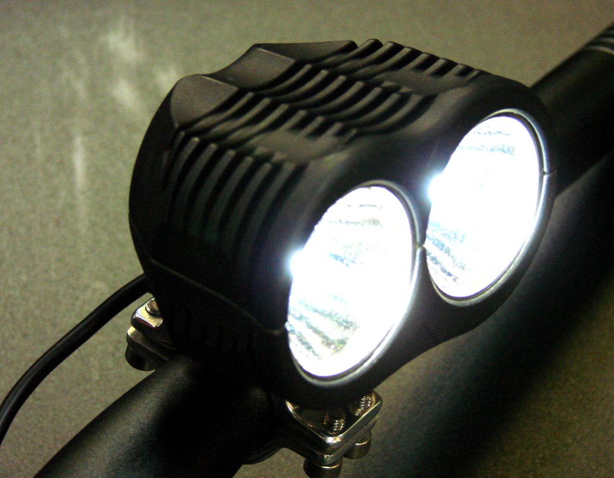 2000 lumen high efficiency lightweight high power LED