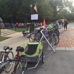 The Bike Chair Milo Baughman Lounge Replica Advocate Of Month Bruce From Carmel Indiana Fixation Full Bicycle Racks For S Ride A Borrow